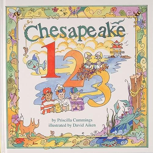 9780870335426: Chesapeake 1-2-3