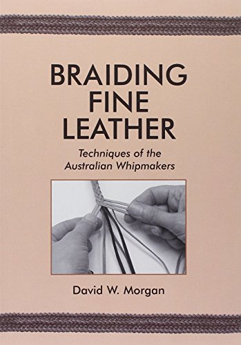 9780870335440: Tandy Leather Braiding Fine Leather Book 66021-00