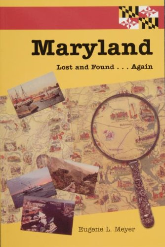 9780870335488: Maryland Lost and Found...Again