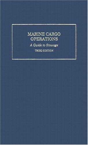 9780870335501: Marine Cargo Operations