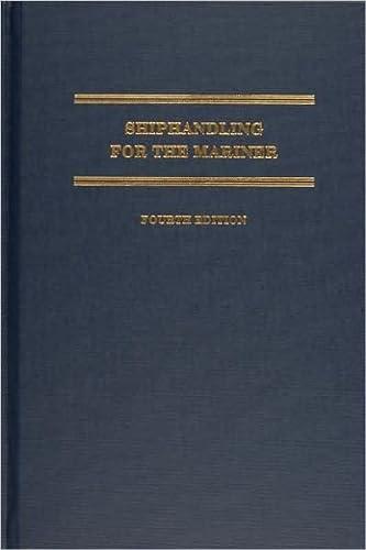 9780870335587: Shiphandling for the Mariner
