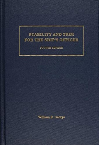 9780870335648: Stability and Trim for the Ship's Officer