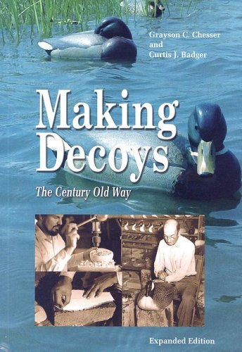 9780870335792: Making Decoys