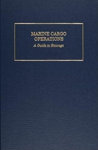 Marine Cargo Operations