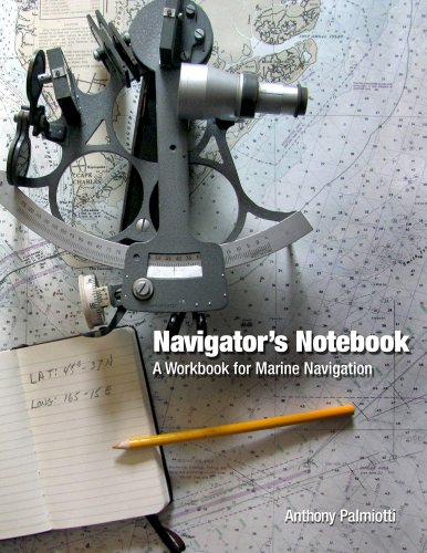 Navigator's Notebook: Palmiotti, Anthony
