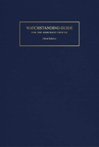 9780870336317: Watchstanding Guide for the Merchant Officer