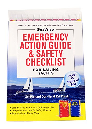 9780870336409: Seawise Emergency Action Guide & Safety Checklists for Sailing Yachts