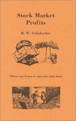 9780870340222: Stock Market Profits (Fraser Publishing Library)