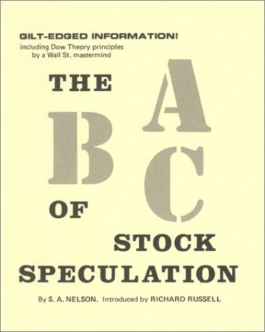 9780870340543: ABC of Stock Speculation (Fraser Publishing Library)