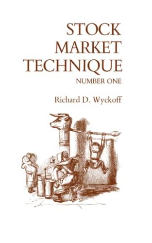 9780870340703: Stock Market Technique, No. 1 (Fraser Publishing Library)