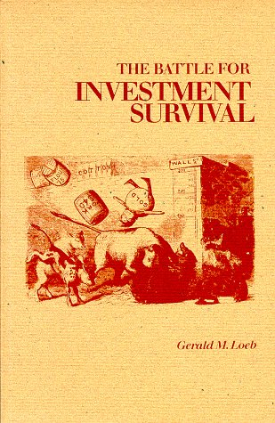 9780870340840: The Battle for Investment Survival