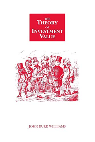 9780870341267: The Theory of Investment Value