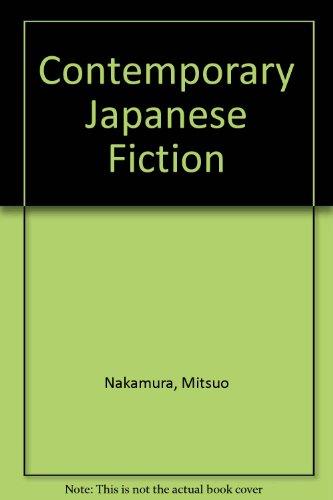 9780870400155: Contemporary Japanese Fiction