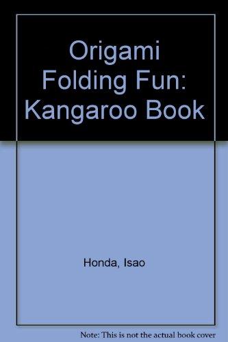9780870400902: Origami Folding Fun: Kangaroo Book