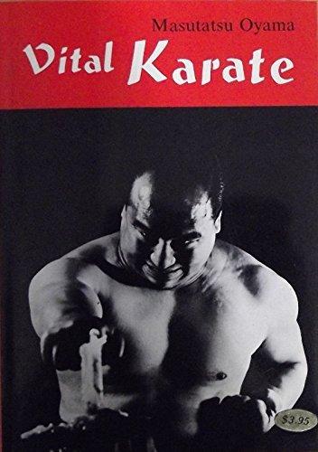 Vital Karate (0870401432) by Masutatsu Oyama