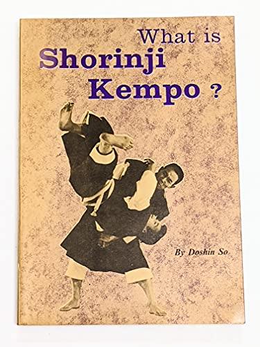 What is Shorinji Kempo?: Doshin So