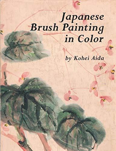 9780870402258: Japanese brush painting in color