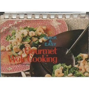 9780870402456: Gourmet Wok Cookbook (Quick and Easy)