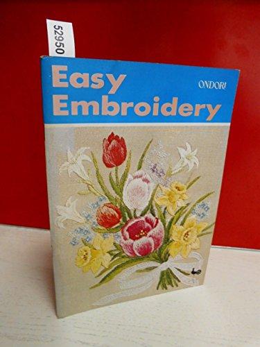 9780870403569: Ondori Embroidery: v. 1