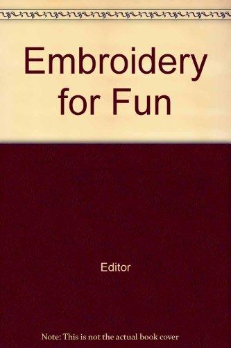 9780870403590: Ondori Embroidery For Fun