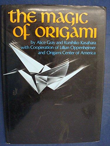 9780870403903: The Magic of Origami