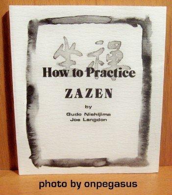 9780870404009: How to Practice ZAZEN