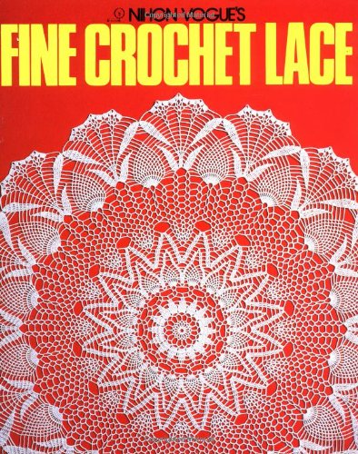 9780870405037: Fine Crochet Lace