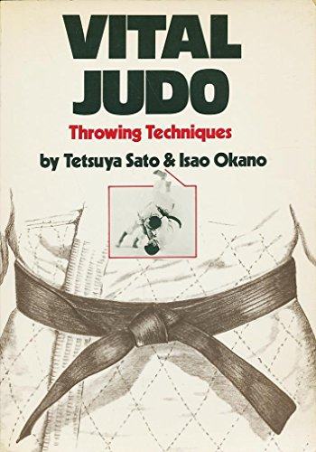 9780870405167: Vital Judo: Throwing Techniques
