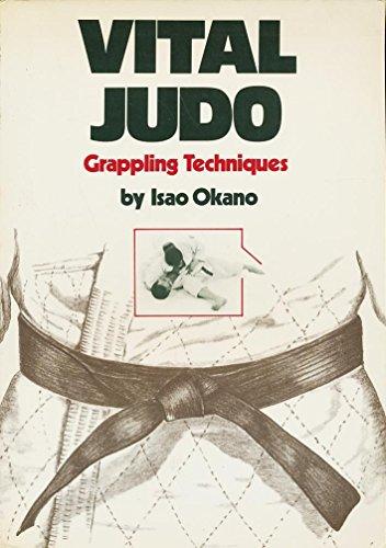 9780870405174: Vital Judo: Grappling Techniques