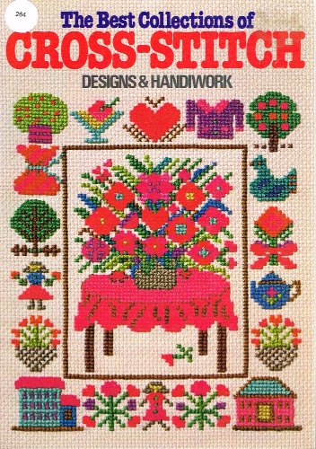 9780870405228: The Best Collection of Designs for Cross Stitch