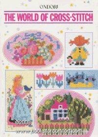 The World of Cross-Stitch: Onoe, Masano