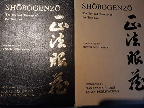 9780870405716: Shobogenzo: v. 4: Zen Essays - The Eye and Treasury of the True Law
