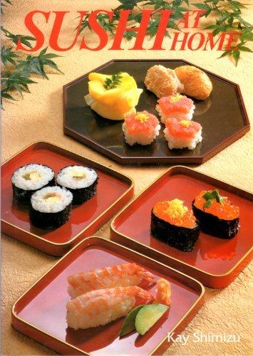 9780870405723: Sushi at Home