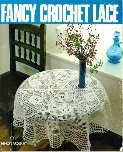 Fancy Crochet Lace: Nihon Vogue
