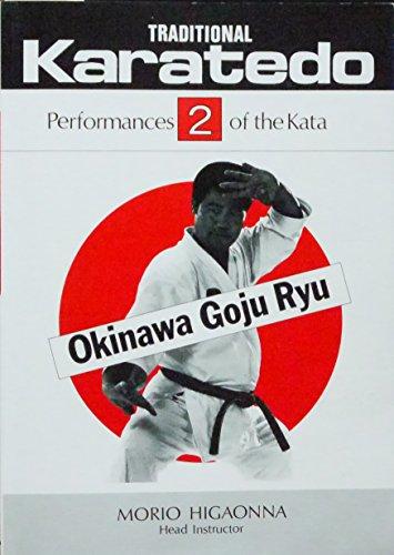 9780870405969: Traditional karate-do. Vol. 2: Traditional Karate-Do - Okinawa Goju Ryu