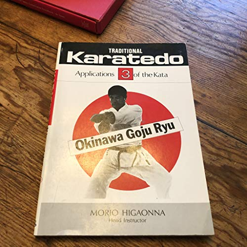 9780870405976: Traditional Karate-do: Applications of the Kata v.3: Applications of the Kata Vol 3