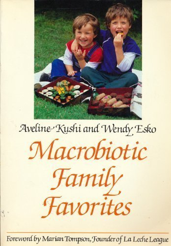 MacRobiotic Family Favorites.