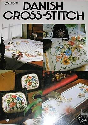 9780870406270: Danish Cross - Stitch (Ondori)