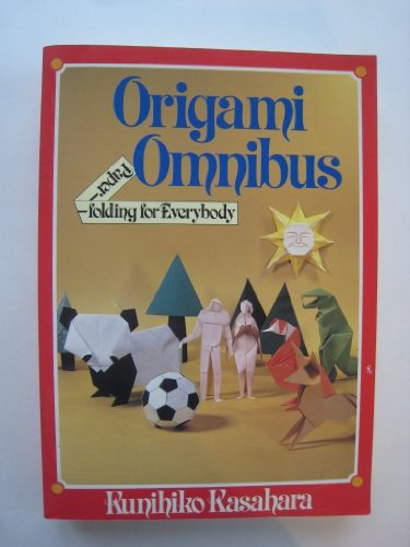 9780870406997: Origami Omnibus: Paper-Folding for Everybody