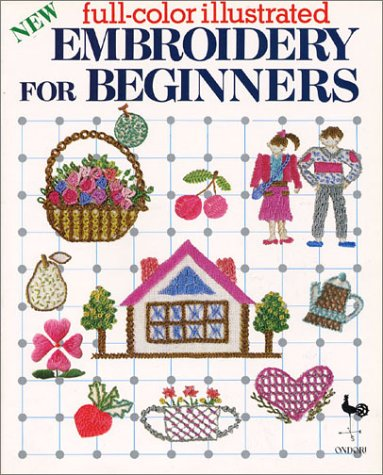 9780870407024: New Embroidery for Beginners