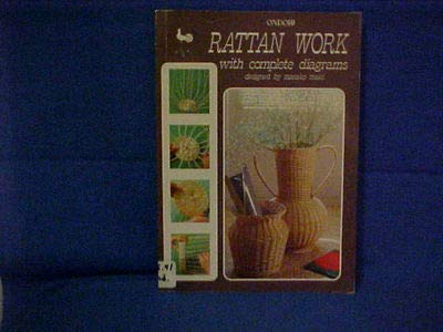 9780870407086: Rattan Work With Complete Diagrams