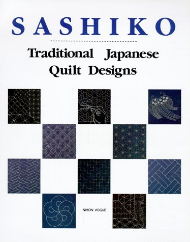 9780870407697: Sashiko: Traditional Japanese Quilt Designs