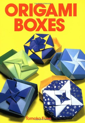9780870408212: Origami Boxes
