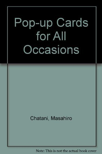 9780870408564: Pop-Up Cards for All Occasions: Pre-Cut, Ready-To-Fold, Pre-Designed