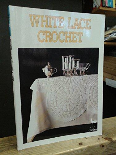 9780870408663: White Crochet Lace: Lace Crochet