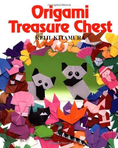 9780870408687: Origami Treasure Chest