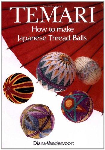 9780870408816: Temari: How to Make Japanese Thread Balls