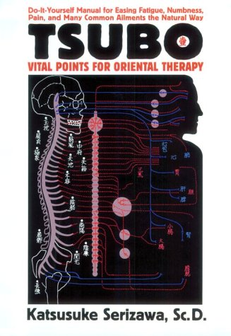 9780870409004: Tsubo: Vital Points for Oriental Therapy