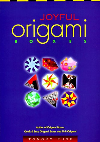 9780870409745: Joyful Origami Boxes: A Basic Book for Beginners