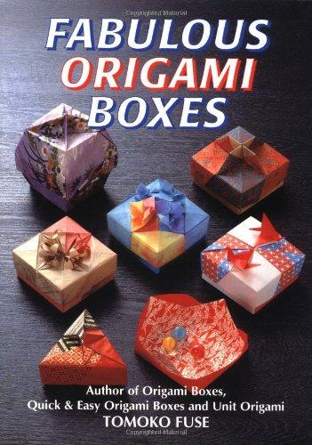 9780870409783: Fabulous Origami Boxes